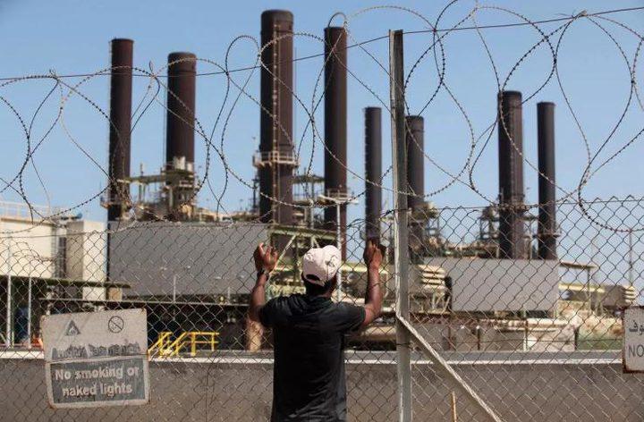 الاحتلال يقرر إعادة الكهرباء لغزة يوم غدٍ الاثنين