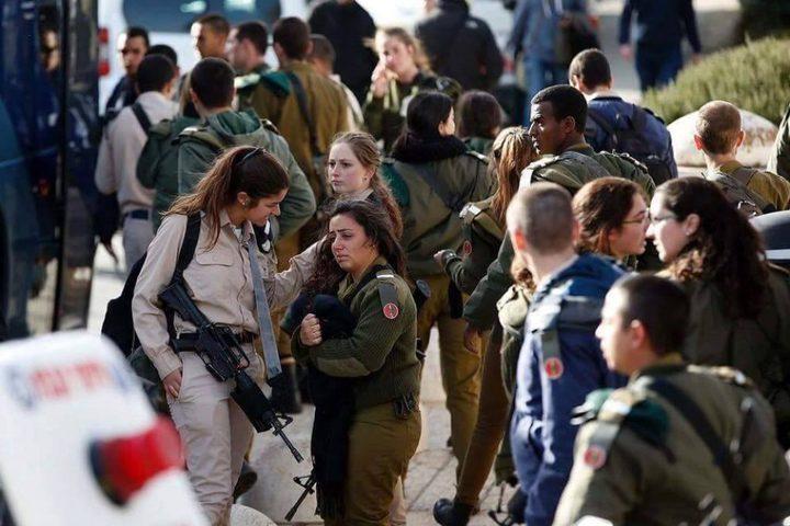 99 قتيلا إسرائيليا وإغلاق 42 ورشة بالضفة في 2017