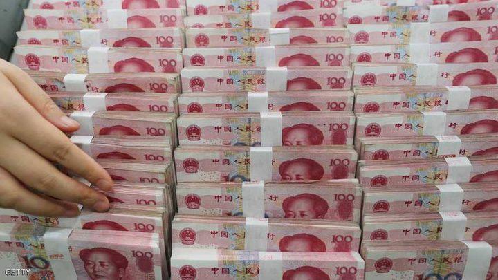 """ارتفاع احتياطي الصين إلى """"أعلى مستوى"""""""