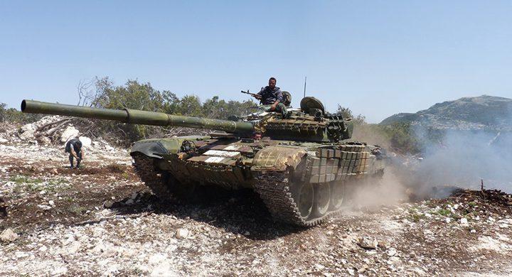 الجيش السوري يسيطر على ناحية سنجار الاستراتيجية في ريف إدلب