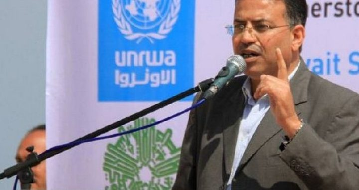 أبو حسنة: لم يتم إبلاغنا بأي قرار بشأن قطع المساعدات عن الأونروا