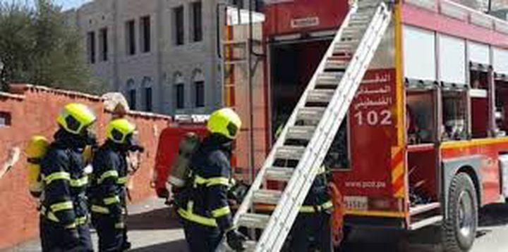 الدفاع المدني يتعامل مع 32 حادث حريق وإنقاذ