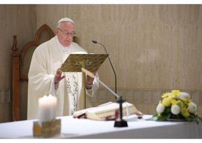 البابا فرانسيس يؤكد الحفاظ على الوضع القائم لمدينة القدس