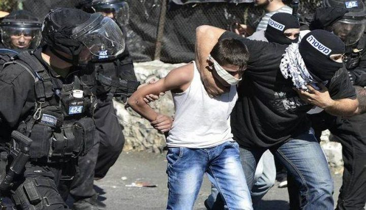 1600 حالة اعتقال لأطفال قاصرين خلال العام الماضي