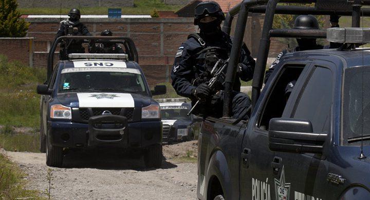 11 قتيلا حصيلة معركة نارية بين السكان والشرطة في المكسيك