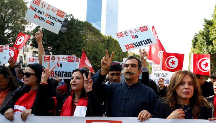 الاحتجاجات تعُم تونس رفضًا لغلاء الأسعار