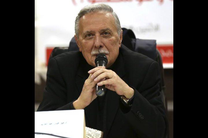 """أبو ليلى في حوار شامل مع """"النجاح"""": حل السلطة غير وارد ووظيفة جديدة بانتظارها"""
