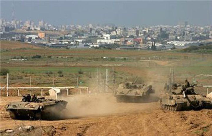 الاحتلال يخلف أضراراً في أراضي المواطنين بالأغوار