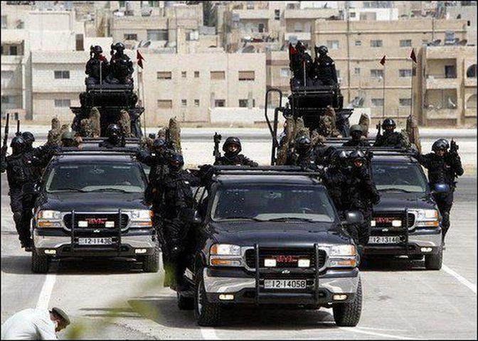 الأردن: ضربة استباقية تحبط مخططاً إرهابياً وتخريبيا
