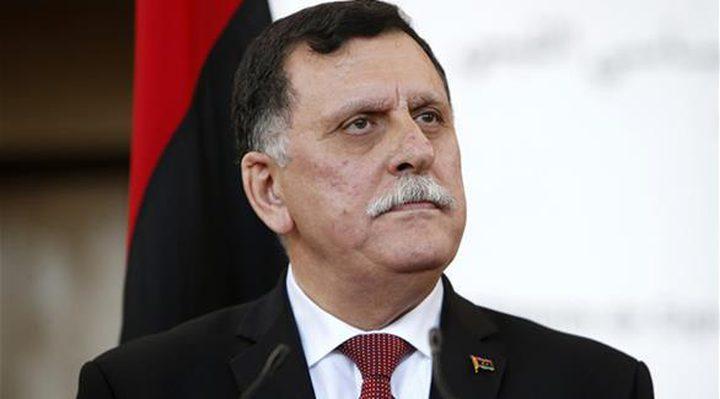السراج يؤكد دعمه لمهمة المبعوث الأممي في ليبيا لاستكمال المرحلة الانتقالية