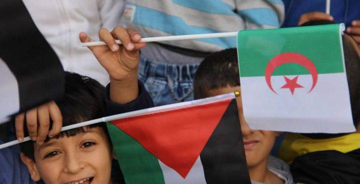 وفد من حماس يلتقي بالقوى والأحزاب الجزائرية
