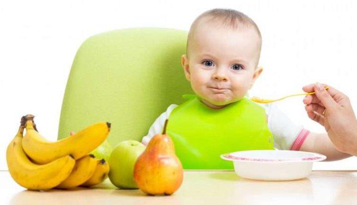 محتويات جدول الطعام الضرورية لطفلكِ