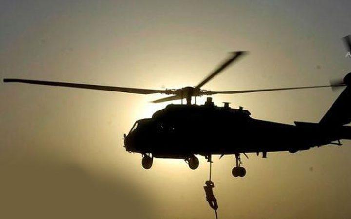 قوات الاحتلال تُجريمناورات عسكرية شرق جنين