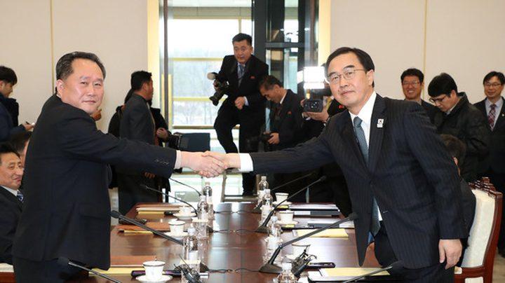 بدء أول محادثات رسمية بين الكوريتين هي الأولى منذ أكثر من عامين