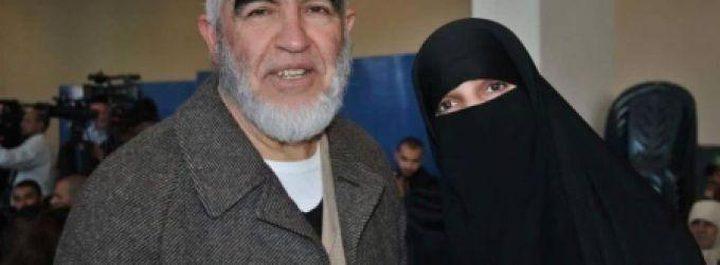 الاحتلال يعتقل ابنة شقيقة رائد صلاح