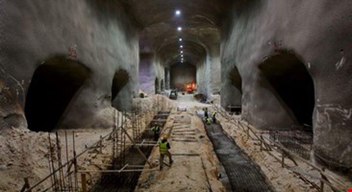 إنشاء أنفاق ضخمة لدفن الإسرائيليين تحت القدس