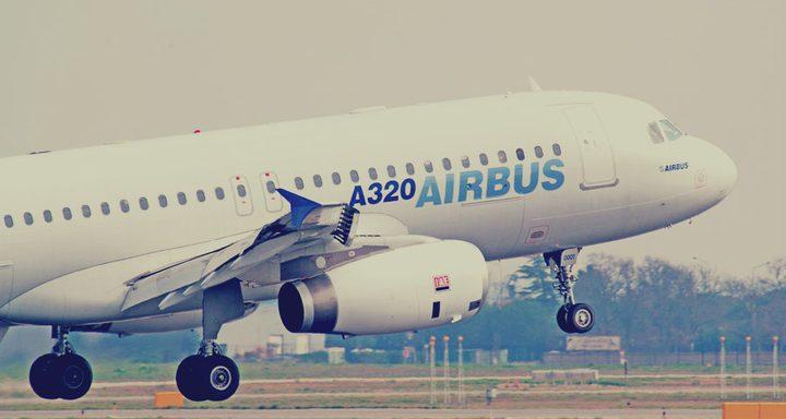 """الصين تشتري 184 طائرة ايرباص """"A 320"""""""