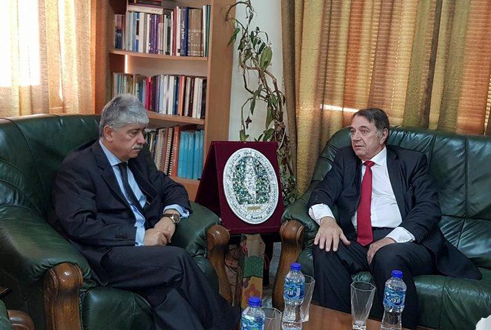 مجدلاني يدعو بلغاريا لدعم إيجاد مسار جديد للعملية السياسية برعاية الأمم المتحدة