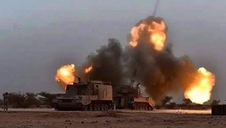 التحالف العربي: الحوثيون يهددون الملاحة البحرية والحديدة نقطة انطلاقهم