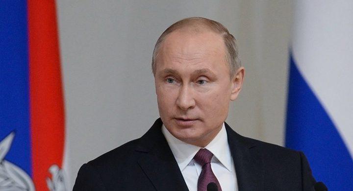 بوتين: الحد الأدنى للرواتب يتساوى مع الحد الأدنى للمعيشة بدءا من مايو المقبل