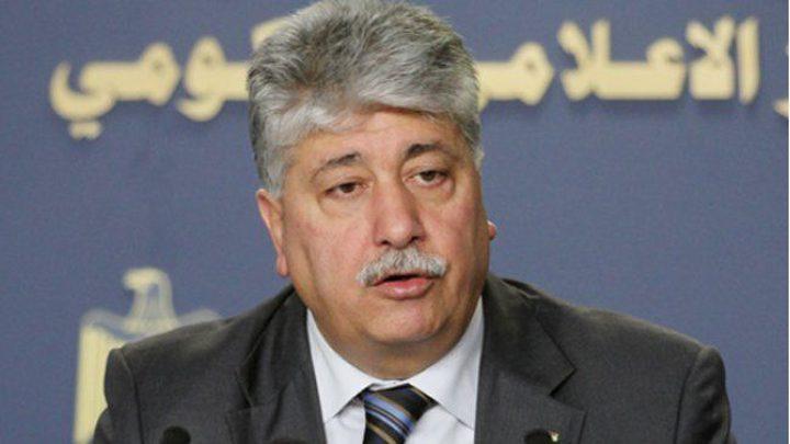 مجدلاني: صفقة القرن تصفية للقضية الفلسطينية