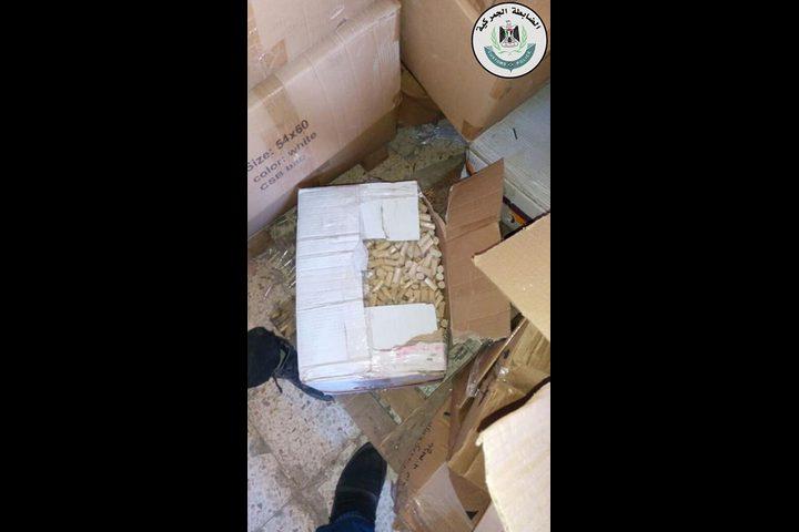 بالصور: اتلاف 300 كغم مواد تموينية منتهية الصلاحية
