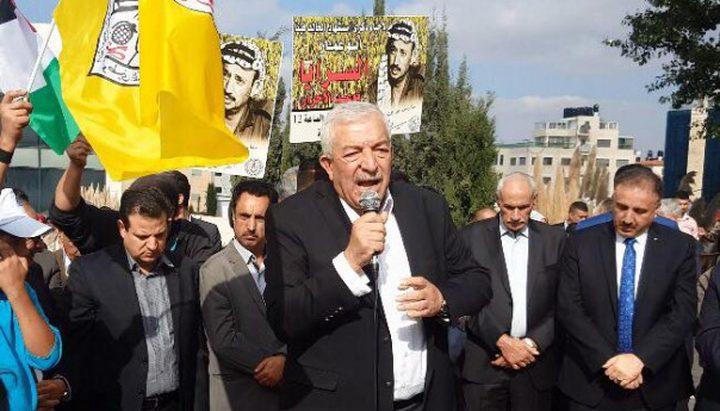 """ديبكا: الإحتلال يتهم """"العالول"""" بمسؤوليته عن الخلايا المسلحة لحركة فتح"""