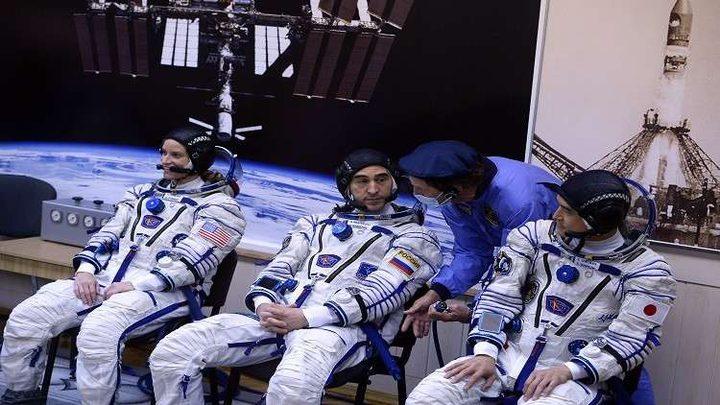 رائد فضاء ياباني يزداد طوله 9 سم في أسابيع المحطة الدولية