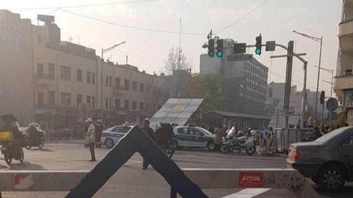إيران.. تفكيك خلية إرهابية.. واعتقال عناصر شاركت في أعمال شغب
