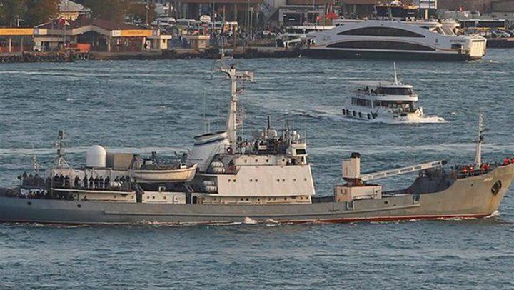 اليونان تحتجز سفينة تحمل متفجرات متجهة إلى ليبيا