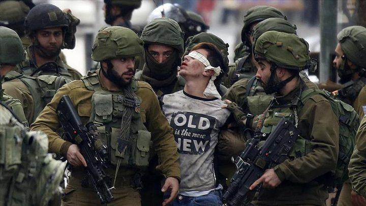 تقرير حقوقي يرصد اسنهداف الاحتلال للأطفال خلال العام الماضي