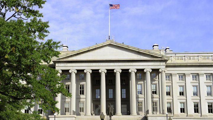 الحكومة الأمريكية تسجل 23 مليار دولار عجز