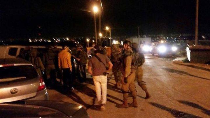 مستوطنون يدعون للتجمع عند مفترقات طرق جنوب نابلس