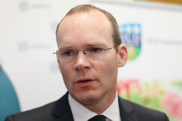 وزير خارجية إيرلندا يصل قطاع غزة