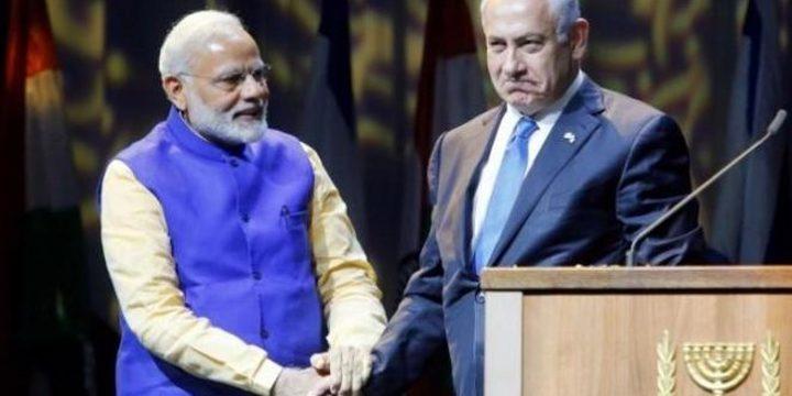 الهند تدرس إنجاز صفقة الصواريخ مع إسرائيل عبر قناة حكومية