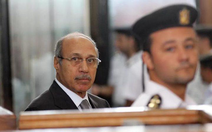 محكمة مصرية تلغي حكماً بحبس وزير الداخلية الاسبق حبيب العادلي