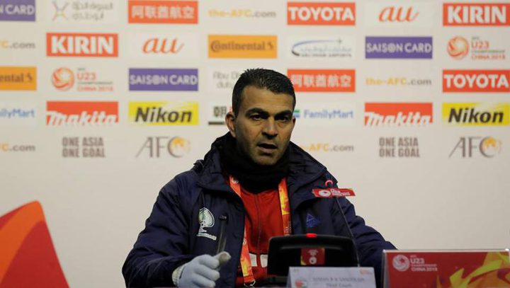 ماذا قال مدرب المنتخب الأولمبي بعد الخسارة من اليابان؟