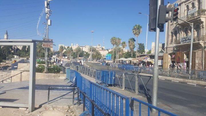 الاحتلال يشرع بتمديد شبكة كاميرات مراقبة تحت الأرض