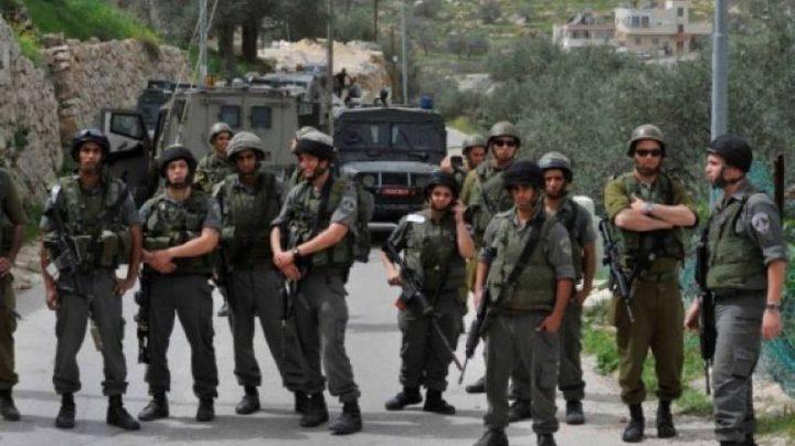 الهلال الأحمر: 85 اصابة في مواجهات نابلس و اعتقال خمسة شبان