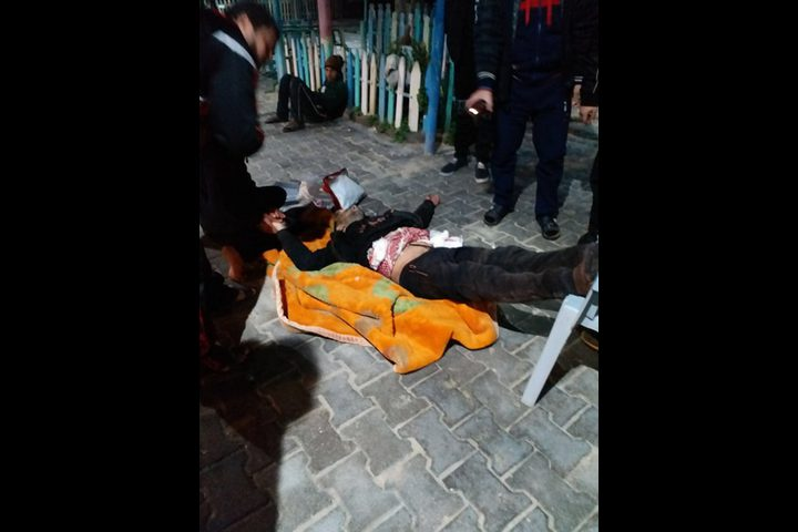 استشهاد صياد فلسطيني برصاص الزوارق المصرية في بحر رفح جنوب قطاع غزة