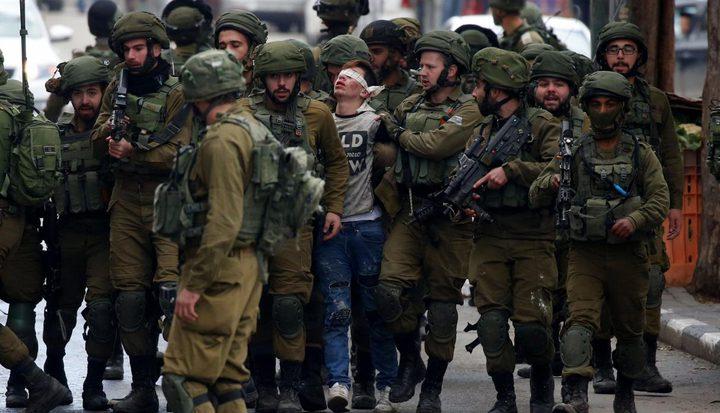 الاتحاد الأوروبي يعرب عن قلقه إزاء اعتقال واستهداف الاحتلال لقاصرين