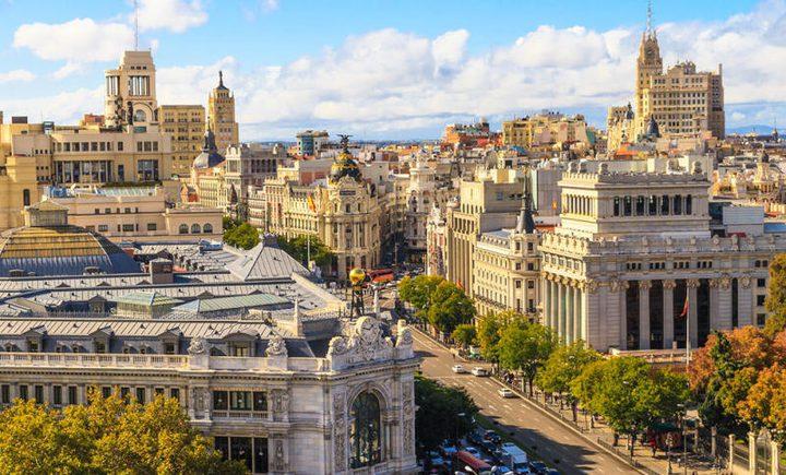 اسبانيا تتجاوز الولايات المتحدة وتصبح ثاني وجهة سياحية في العالم