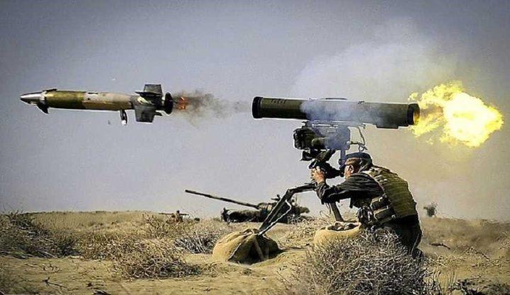 الهند تدرس شراء صواريخ مضادة للدبابات من الإحتلال الإسرائيلي