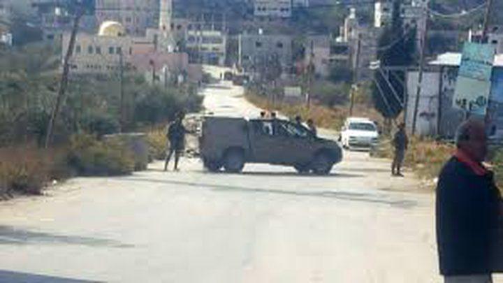 إصابة 3 شبان بمواجهات اللبن الشرقية