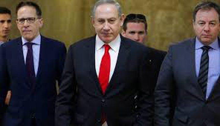 نتنياهو يصادق على ميزانية بقيمة 400 مليار شيكل