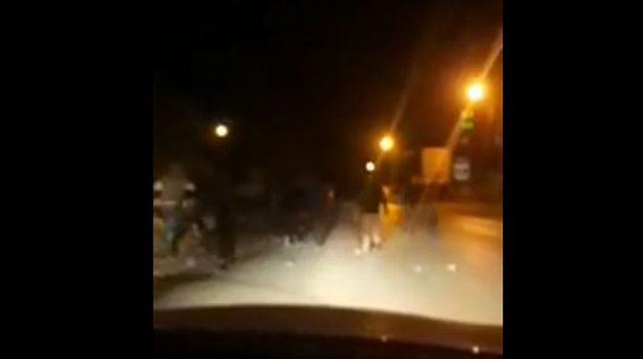 الاحتلال يقتحم مدينة نابلس ويصادر كاميرات مراقبة