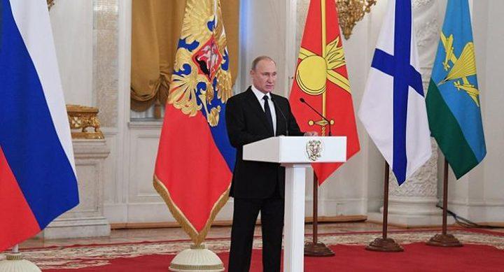 """روسيا تسقط ديونا سيادية بقيمة 140 مليار دولار لــ """"سوريا والجزائر والعراق"""""""