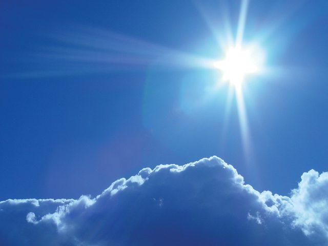 ارتفاع على درجات الحرارة اليوم وأمطار متفرقة غدًا