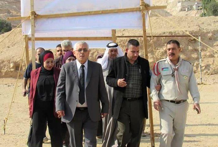 """التربية تطلق مخيماتها الكشفية الشتوية تحت اسم """"القدس العاصمة الأبدية لفلسطين"""""""