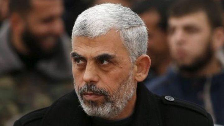 وزير إسرائيلي يهدد السنوار بالاغتيال